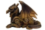 Buy Steampunk Dragon Statue Figurine Mini Victorian Scifi Robotic Collectible Rusty Finish #8655