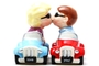 Buy Pacific Magnetic Salt and Pepper Shaker Set (Cars Magnetic) - 4 inch