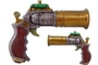 Buy Pacific Steampunk Pistol #8884