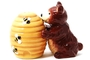 Buy Attractive Magnetic Salt and Pepper Shaker Set (Bear and Honey) - 3 3/4 inch
