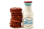 Buy Pacific Magnetic Salt and Pepper Shaker Set (Milk and Cookies) - 4 inch