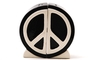 Buy Pacific Magnetic Salt and Pepper Shaker Set (Peace Sign) - 4 inch