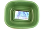 Buy GS Rectangular Wash Basin (Green)