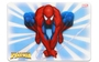 Buy SpiderMan Vinyl Placemat - 12 x 17