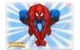 Buy SpiderMan Vinyl Placemat - 12 x 17