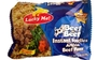 Buy Lucky Me Instant Pancit Canton Beef na Beef (Artificial Beef Flavor Instant Noodles) - 2.47oz