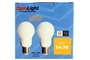 Buy OptoLight Energy Efficient Light Bulb (Soft White-14 W /2-ct)