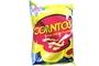 Corntos Chili Cheese Flavor (Snek Jagung Berperisa Flavored Corn Snack) - 2.47oz