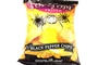 Buy Pom Pom Frites Black Pepper Chips - 2.82oz