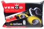 Buy Venco Topdrop Har Zout (Hard Salty Licorice Rolls /4-ct) - 6.63oz