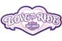 Buy Iron on Patch - Love to Ride Pink