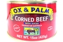 Buy Corned Beef With Juices - 15oz