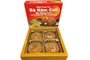 Durian Mooncake with Gift Box (2 Yolks /4-ct) - 24.4oz