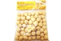 Kerupuk Fish Ball (Fish Ball Cracker / Getes) - 2.6oz
