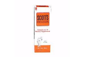 Scott emulsion scott emulsion fish liver oil regular for Fish emulsion home depot